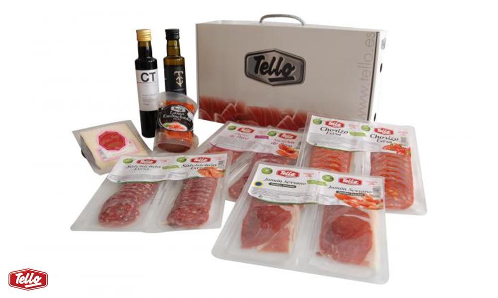 Ya disponibles los surtidos de navidad de productos tello - Cocinas tello ...